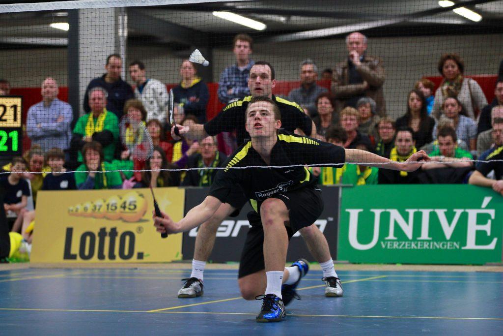Instroomprogramma Badminton