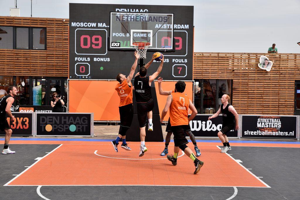 Instroomprogramma Basketbal
