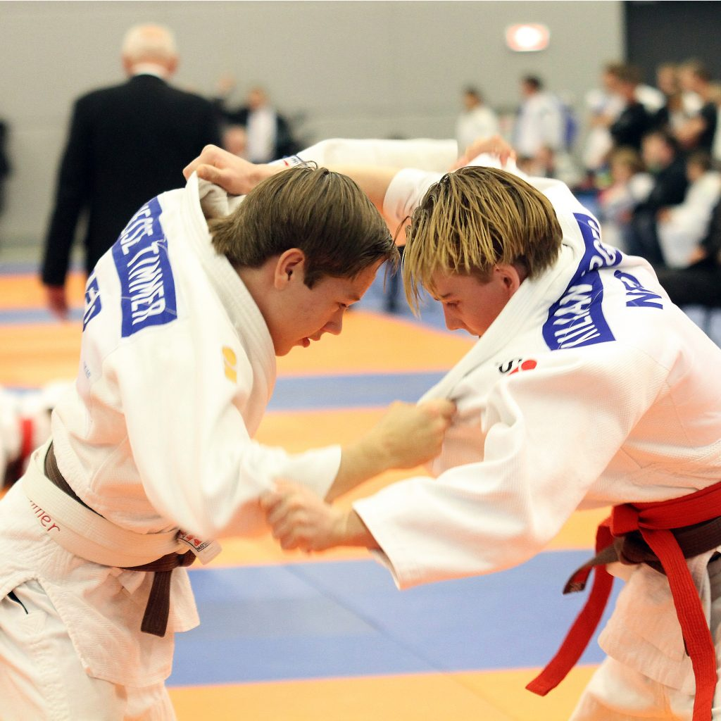Instroomprogramma Judo