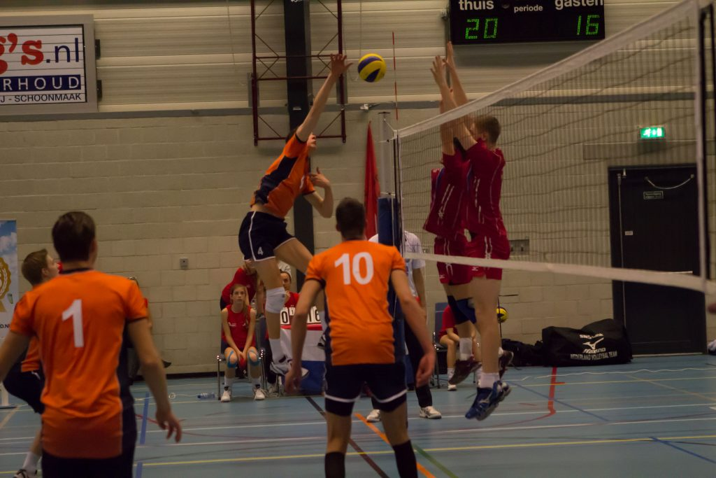 Instroomprogramma Volleybal