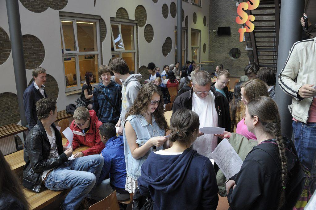 Onderwijs Segbroek College