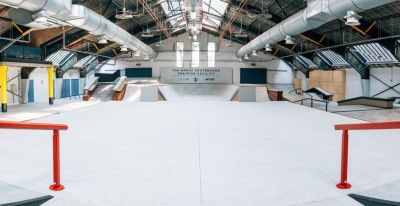 Haagse Sport Centrale - Skatepark 2
